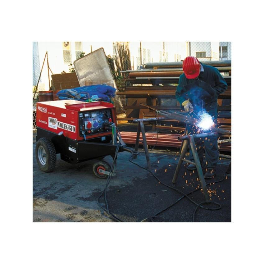 Motosaldatrice e generatore dispositivo arresto motori for Mosa gruppi elettrogeni prezzi