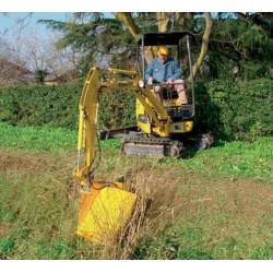 Noleggio Trincia arbusti