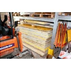 Noleggio N. 80 pannelli per armatura 200x50 c/ferramenta